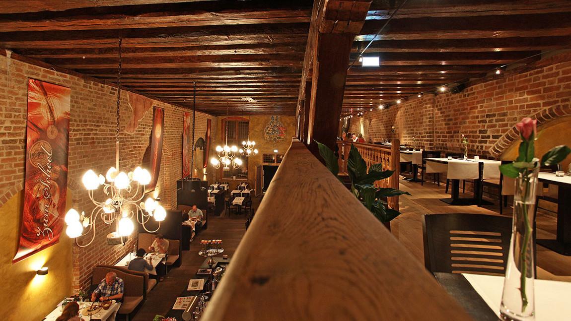 """Romantik Restaurant """"Zum Scheele"""" im Romantik Hotel ..."""