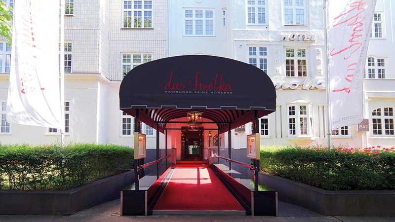 Restaurant mit regionaler Küche im Romantik Hotel das Smolka Hamburg