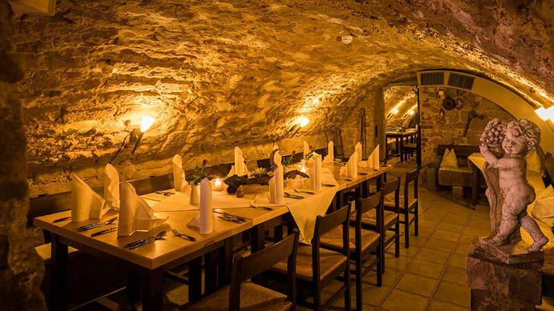 Ausgezeichnete Restaurants und regionale Küche by Romantik